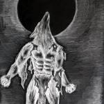 """""""Werewolf (Negative)"""" by silverwind"""