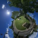 """Cotati Park Stereographic - Reworked"" by JoshSommers"