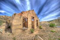Nine Mile Ghost Town