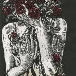 """""""thorns purple"""" by Yossari"""