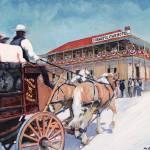 """""""Cosmopolitan Hotel Old Town San Diego"""" by RDRiccoboni"""