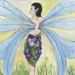 """Fairy Fashion 2 - The Violet miniskirt"" by essence"