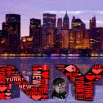 """I LUV NEW YORK"" by Yuneek"