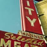"""""""Little City Meats"""" by bryanscott"""