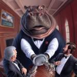 """Hippo"" by jerrylofaro59"