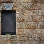 """Window in Stone Wall"" by aroundtheisland"