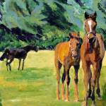 """Spring at The Ranch by RD Riccoboni"" by BeaconArtWorksCorporation"