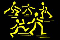 the art of running yellow
