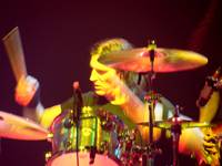 Alice in Chains - Drummer Sean Kinney