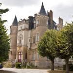 """""""Château de la Touche, Meslay du Maine"""" by Heners"""