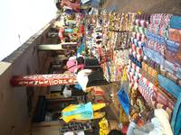 Mapusa Market, on Friday