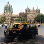 """Bombay, area around VT (Victoria Terminus, now Chh"" by fredericknoronha"