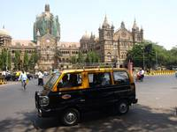 Bombay, area around VT (Victoria Terminus, now Chh