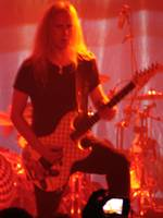 Alice in Chains - Jerry Cantrell Red