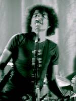 Alice in Chains - William DuVall Black & White