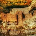 """Montezuma Castle (T06037b)"" by Arizona_Photography"
