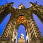 """Scott Monument"" by Sparky2000"