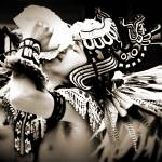 """Aztec Trumpet II"" by PadgettGallery"