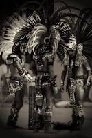 Aztec Fire Dancers