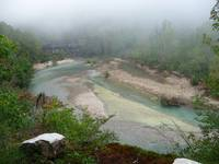 Buffalo River Fog
