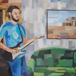 """Guitar Man"" by megancoyle"
