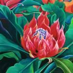 """""""Protea"""" by rebeccafoster"""
