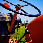 """SoCal Tractor"" by MelanieDoty"
