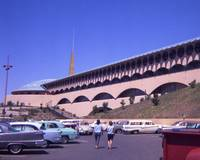 Marin County Civic Center - 1960's