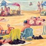 """""""FUN IN THE SUN"""" by AMFINEARTS"""