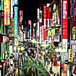 """Shinjuku Hyper"" by RossPhotoWorks"
