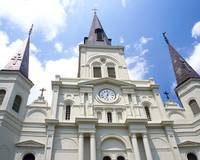 Cathedral of St. Louis, New Orleans, Louisiana