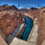 """Hoover Dam -- The Other Side"" by luc1ddr3am"