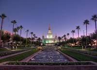 The Mormon Temple