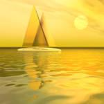 """Summer Sail ..."" by AnneVis"
