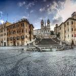 """Panoramica_piazza_di_spagna_roma"" by paolomargari"