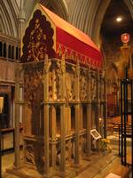 Shrine of St. Albans, England