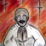 """Praying Man"" by artistique"