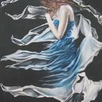 """""""Ballon Lady"""" by LeeHubenthal"""