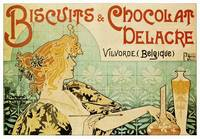 Biscuits & Chocolate Delacre
