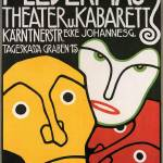 """Fledermaus Theater & Kabarett"" by postpainting"