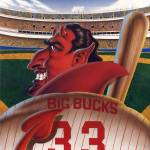 """Devil Baseball"" by MikeCressy"