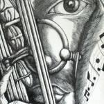 """""""Jazz Man No.1"""" by troyt55"""