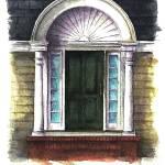 """""""Entry door : 20"""" by OAKTREE"""