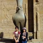 """Nipponbeauty in Horus Tempel إدفو‎,"" by ginaspics"