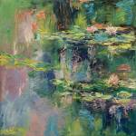 """Water Lilies"" by creese"