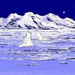 """ice..ice...baby"" by holyspiritflies"