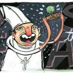 """""""Lose Their Head Pope"""" by illuminatedatheist"""