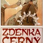 """Zdenka Cerny The Greatest Bohemian Violoncellist"" by postpainting"
