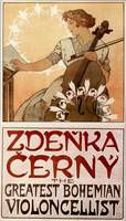 Zdenka Cerny The Greatest Bohemian Violoncellist