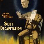 """Kellar Self Decapitation"" by postpainting"
